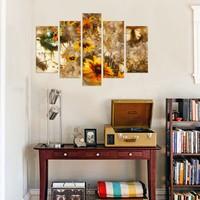 Decor Desing 5 Parçalı Dekoratif Tablo D5Tp141