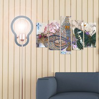 Decor Desing 5 Parçalı Dekoratif Tablo D5Tp154