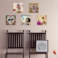 Decor Desing Dekoratif 5'li Tablo Utb05