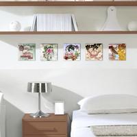 Decor Desing Dekoratif 5'li Tablo Utb17