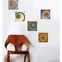 Decor Desing Dekoratif 5'li Tablo Utb047