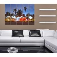 Decor Desing 5 Parçalı Dekoratif Tablo Vsrm080