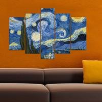 Decor Desing 5 Parçalı Dekoratif Tablo Y5Tp004