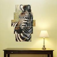 Decor Desing 5 Parçalı Dekoratif Tablo Y5Tp027
