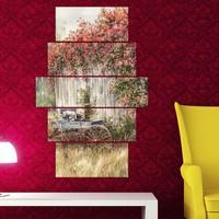 Decor Desing 5 Parçalı Dekoratif Tablo Y5Tp079