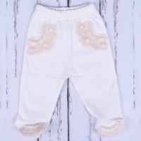 Küçük Rüyalar Pnt-009 Süslü Bebek Body