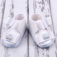 Küçük Rüyalar Ptk-075 Bebek Patiği Mavi