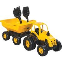 Pilsan Römorklu Traktör