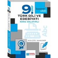 Evrensel İletişim Yayınları 9. Sınıf Türk Dili Ve Edebiyatı Konu Anlatımlı