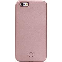 Komo Design iPhone 6 PLUS Rose Gold Işıklı Selfie Kılıfı