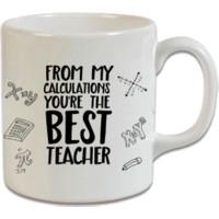 XukX Dizayn Best Teacher- En İyi Öğretmen Kupa