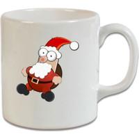 XukX Dizayn Yılbaşı Noel Baba Kupa