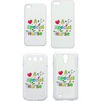 XukX Dizayn Özel Hemşire Telefon Kapağı İphone 4/5 – Galaxy S3/S4