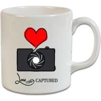 XukX Dizayn Aşkı Yakala Fotoğrafçı Kupa - 2