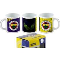 XukX Dizayn Fenerbahçe Logolu Lisanslı Sihirli Kupa