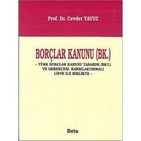 Beta Yayınevi Borçlar Kanunu (BK.)