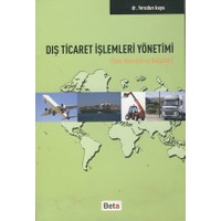 Beta Yayınevi Dış Ticaret İşlemleri Yönetimi