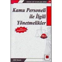 Seçkin Kamu Personeli İle İlgili Yönetmelikler - Cep Kitap