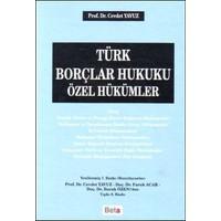Beta Yayınevi Türk Borçlar Hukuku Özel Hükümler