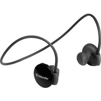Defender Wireless Stereo Headset Freemotion B611 Black Bluetooth 63611