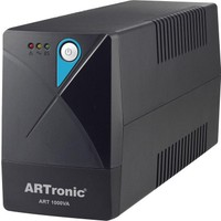 Artronıc 1000Va Line Interactive Ups, 2 Adet12V7Ah Akü, 3Pc 7 Dk, 1Pc 35 Dk. Art-1000