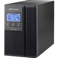 Artronıc 1Kva On Line Ups, 800Watt, 5 Pc 5 Dk, 1 Pc 45Dk. Beta-1Kva