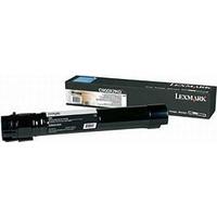 Lexmark C950X Siyah 38.000 Sayfa Toner C950X2Kg