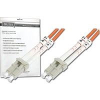 Dorax Digitus Lc-Lc Fiber Optik Patch Kablo, 10 Metre, Multimode, Duplex, 50/1 Dk-2533-10