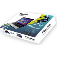 Flaxes Hp 18.5V 3.5A 65W Uçlar:4.8*1.7 Muadil Notebook Adaptör Fna-Hp185