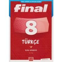 Final Yayınları 8. Sınıf Türkçe Konu Anlatımlı