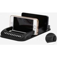 Park Telefon Numaralı Araç Telefon Tablet Standı