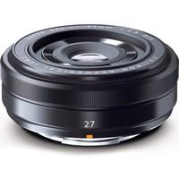 Fujifilm Fujinon XF 27mm F2.8 Siyah Lens