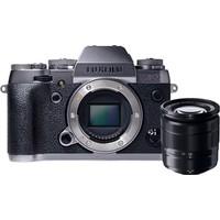 Fujifilm X-T1 Graphite Gümüş + 16-50 Basic Kit 1