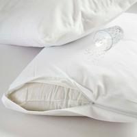 Eponj Home 2'li Sıvı Geçirmez Yastık Alezi 50x70cm Beyaz