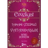 İsem Yayınları Kpss 2017 Evveliyat Tamamı Çözümlü Vatandaşlık Soru Bankası