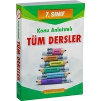 Element Yayınları 7. Sınıf Konu Anlatımlı Tüm Dersler