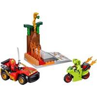 LEGO Juniors 10722 NINJAGO Yılan Mücadelesi