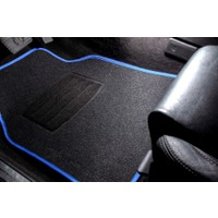 Erpar Sport Universal - Her Araca Uygun Halı Paspas Takımı - Mavi Biye