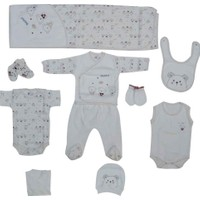 Bebitof 777 Bebek Hastane Çıkışı 10lu Set