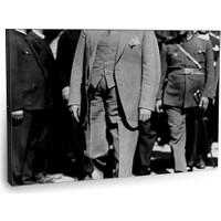 Fotografyabaskı Mustafa Kemal Atatürk Tablo 15 75 Cm X 50 Cm Kanvas Tablo Baskı