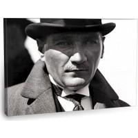 Fotografyabaskı Mustafa Kemal Atatürk Tablo 16 75 Cm X 50 Cm Kanvas Tablo Baskı