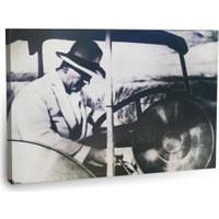 Fotografyabaskı Mustafa Kemal Atatürk Tablo 34 75 Cm X 50 Cm Kanvas Tablo Baskı