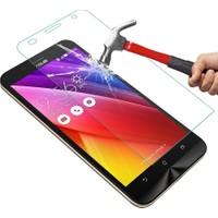Teleplus Asus Zenfone Max Plastik Ve Cam Karışımı Kırılmaz Ekran Koruyucu