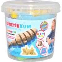 Leyaton Toys Kinetik Kum Oyun Kumu 1 Kg New Paket 5 Renk