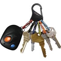 Nite Ize S-Biner KeyRack Anahtarlık-Siyah