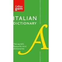 Collins Gem Italian Dictionary (10Th Edition)