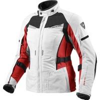 Revıt Sand Ceket Bayan Gri-Kırmızı 34