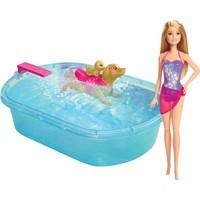 Barbie Barbie ve Köpeği ile Havuz Partisi