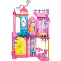 Barbie Gökkuşağı Krallığı Şatosu Oyun Seti
