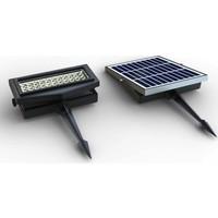 Öneren Enerji 9 Farklı Renkli Dekoratif Güneş Enerjili Led Armatür